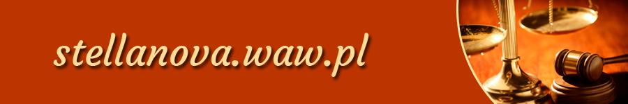 Obsługa kancelarii w zakresie doradztwa prawnego | Kancelarie prawnicze - http://stellanova.waw.pl/